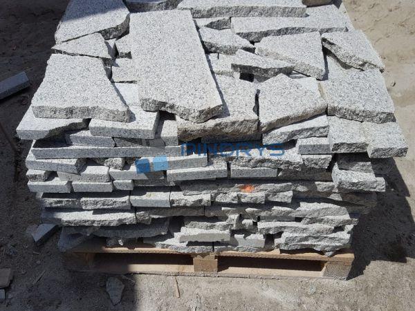 Granit Polygonalplatten Postproduktion 2 cm